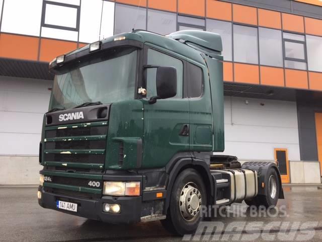 Scania R124 LA 400