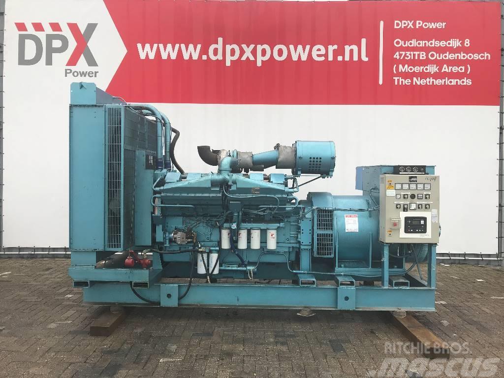 Cummins KTA38-G5 - 1.128 kVA Generator - DPX-10989