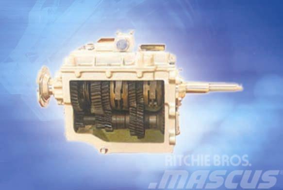 FAST 5J75T transmission series