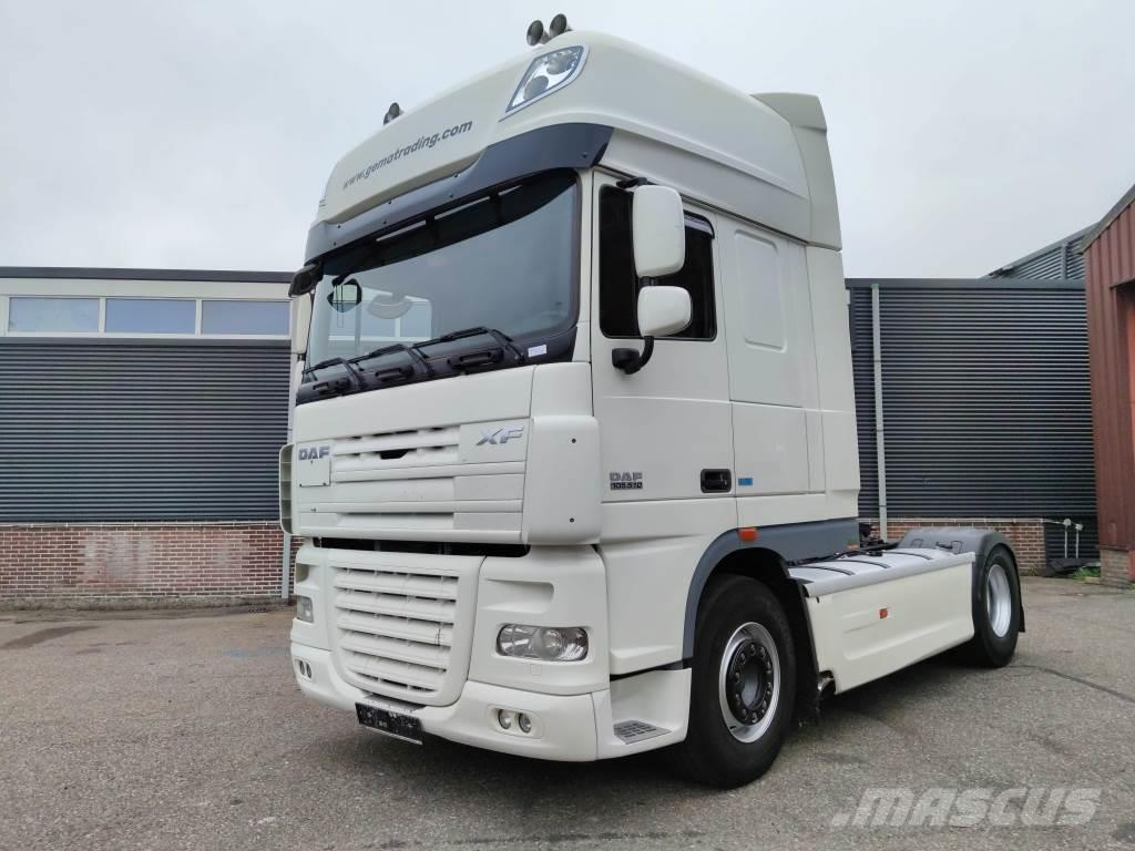 DAF FT XF105.510 4x2 SuperSpaceCab Ate - Retarder - Ma