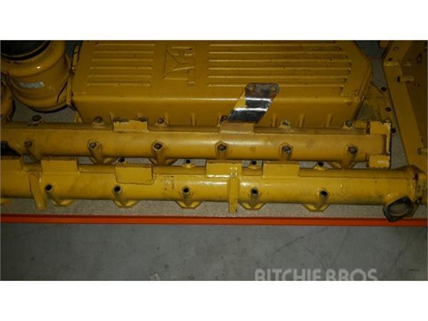 Caterpillar 355-1265 RH Exhaust Manifold