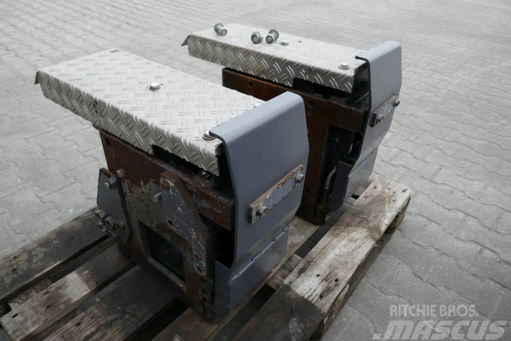 Vögele Verbreiterungen - extensions - 2 x 250 mm - AB 500