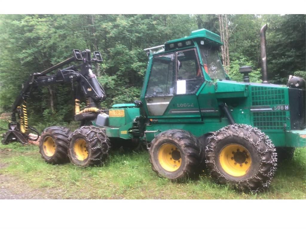 Logset Harvester 506H