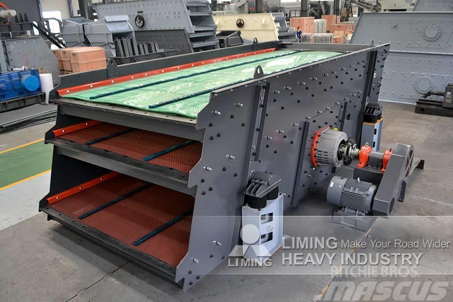 Liming 10-80tph Vibrating Screen