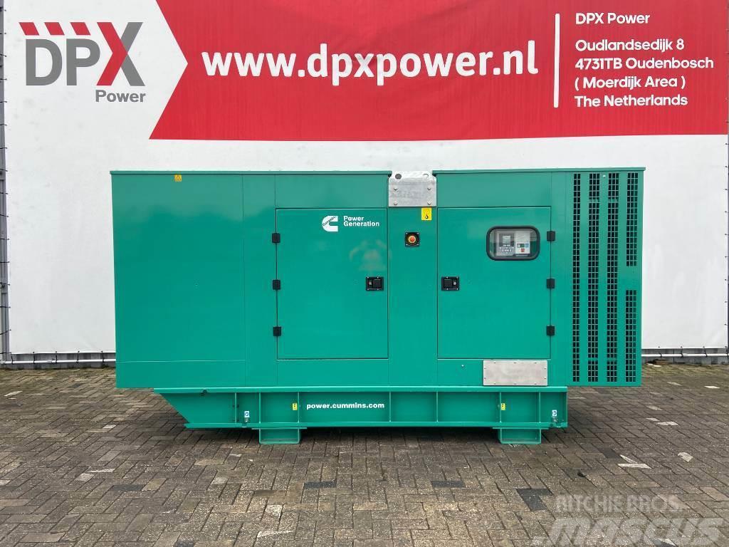 Cummins C220 D5 - 220 kVA Generator - DPX-18512