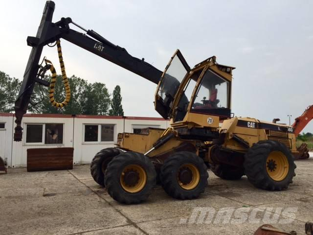Caterpillar 580 B 580B CAT580 Eco Log