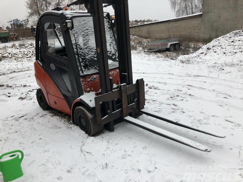 Linde H30T