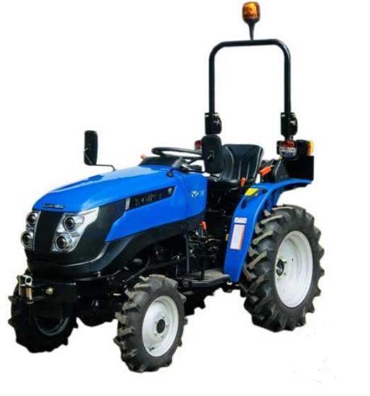 Solis 20 traktor (kabin nélkül) készletről