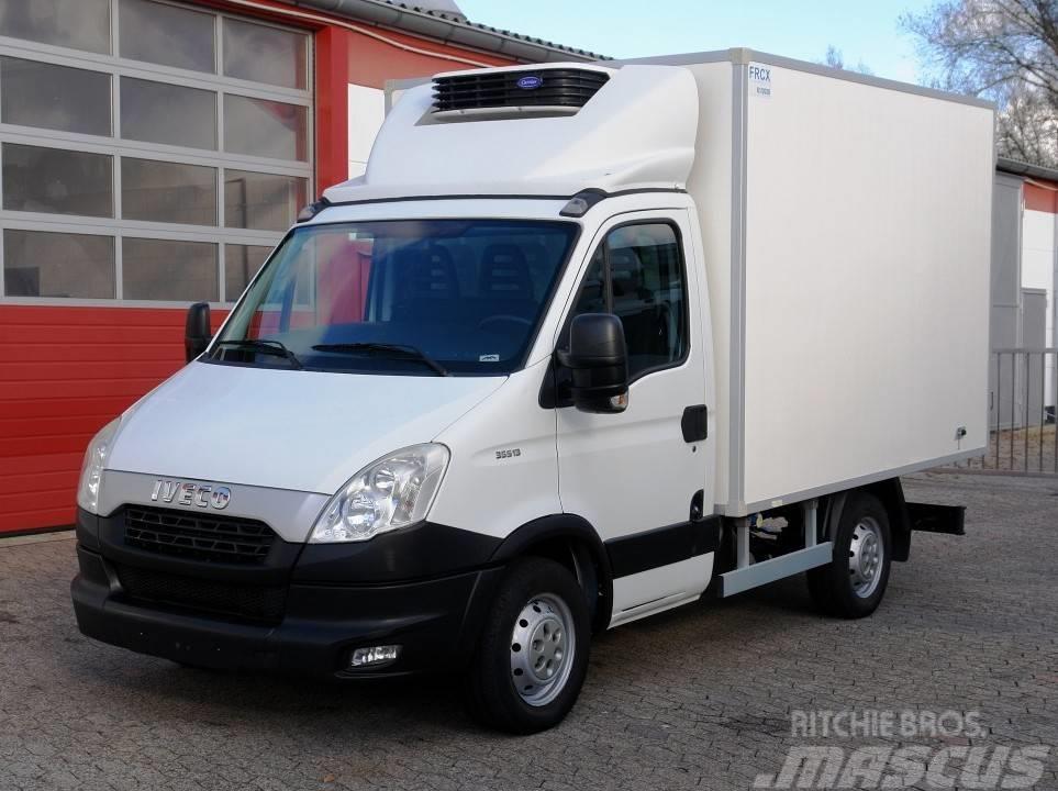 Iveco Daily 35S13 Kühlkoffer Carrier Klima EURO5 TÜV