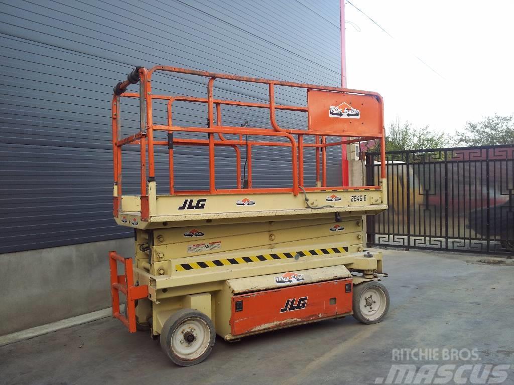 JLG 2646E