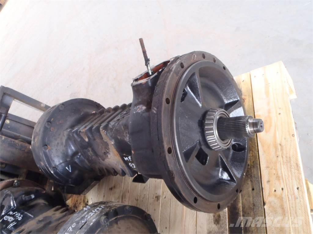[Other] Rear axle Massey Ferguson 4370