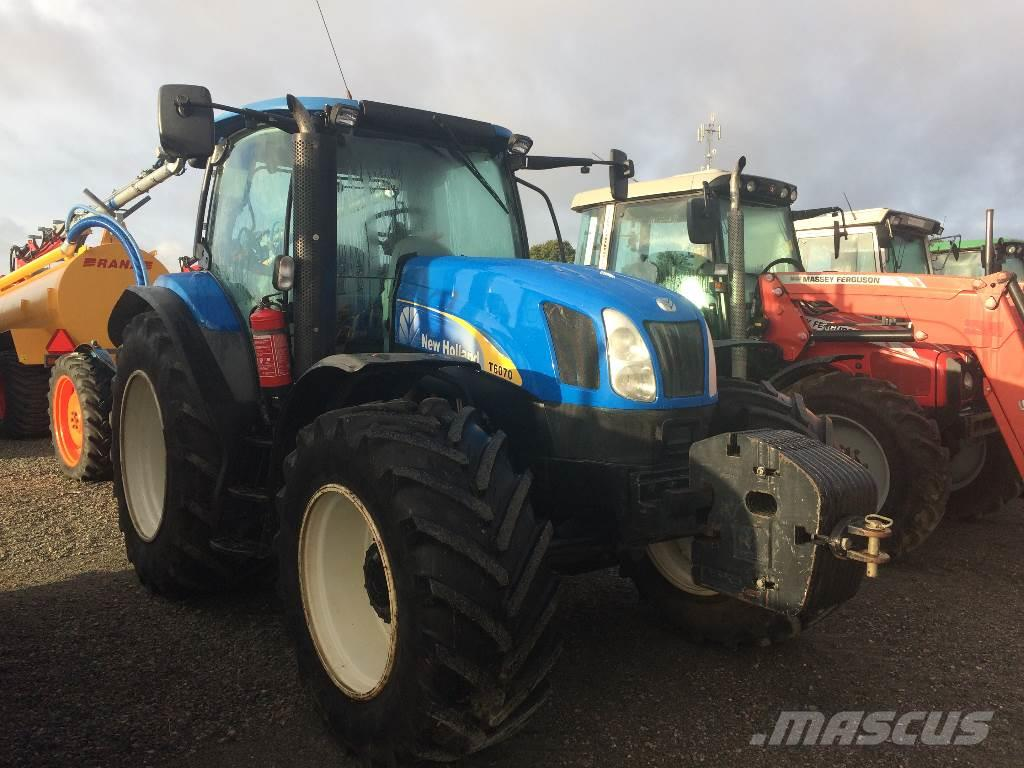 New Holland T6070 PS Plus