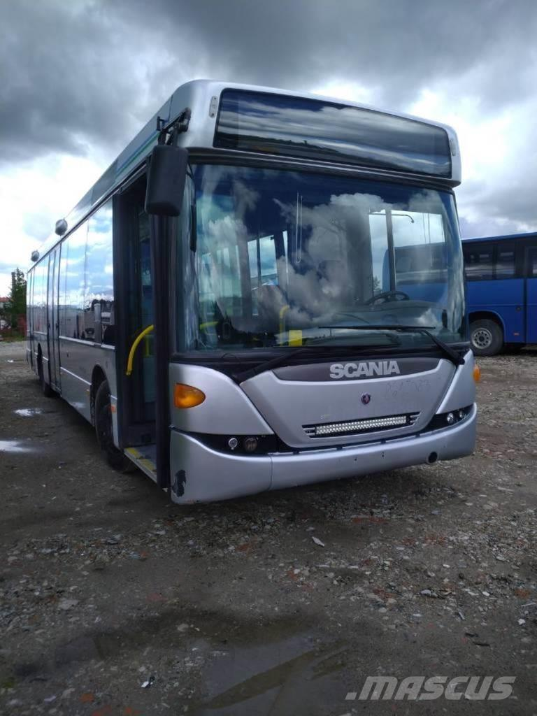 Scania OMNILINK CK 230 UB4X2LB 12.0 CL1 Euro 4 FOR PARTS