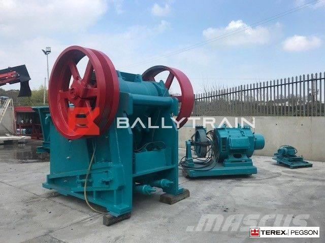 Pegson Telsmith 42x30 Jaw Crusher Complete