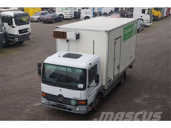 Mercedes-Benz Atego 815 Full steel 4x2 Thermo King VM-400