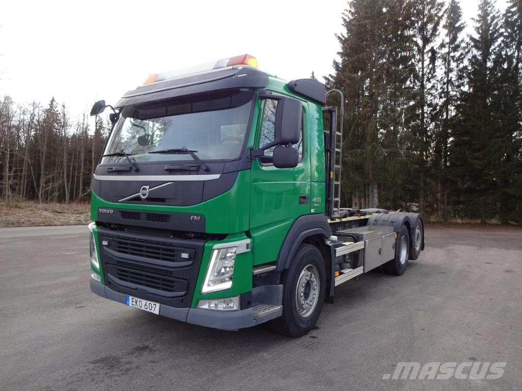 Volvo FM 460 EURO 6 FM460 6x2*4