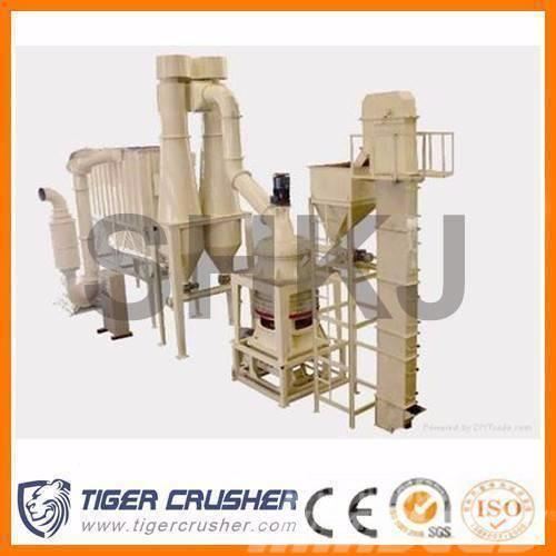 Tigercrusher YGM SERIES HIGH PRESSURE SUS PENSION YGM Series hi