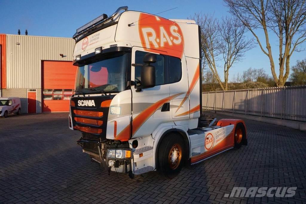 Scania R560 / TOPLINE / 4X2 / EURO-5 / 2013