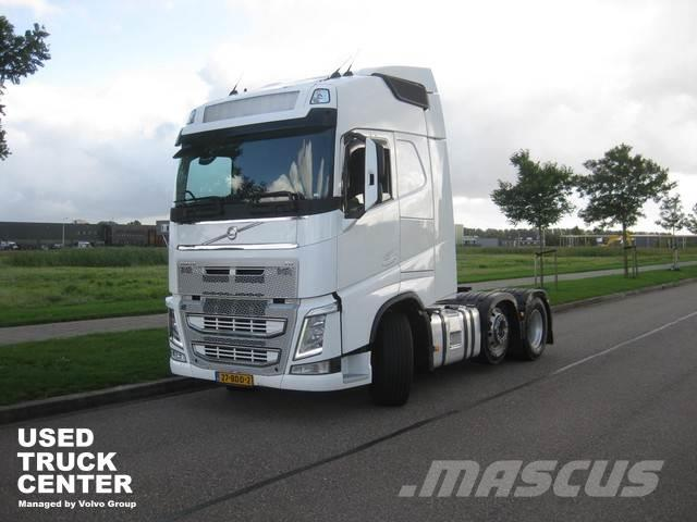 Volvo FH 460 6x2 Lift axle and steering axle, EURO 6
