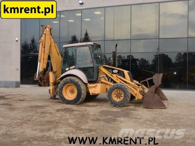 New Holland NH95 JCB 3CX CAT 432D 432E 432F TEREX970