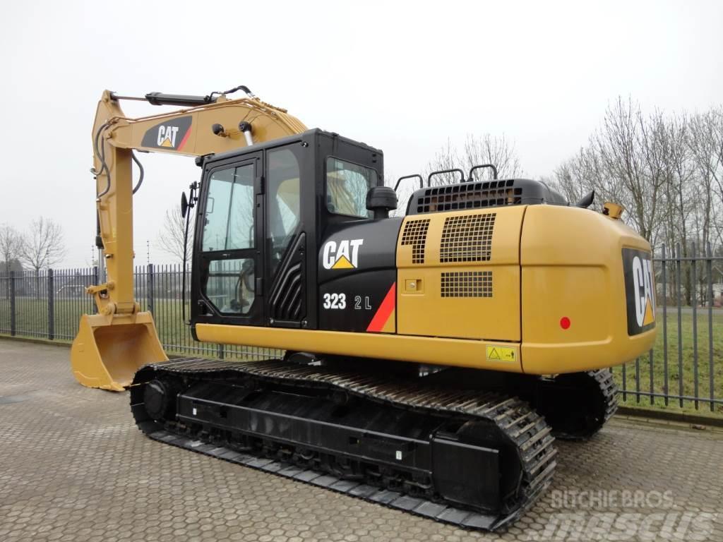 Caterpillar 323DL unused 2016