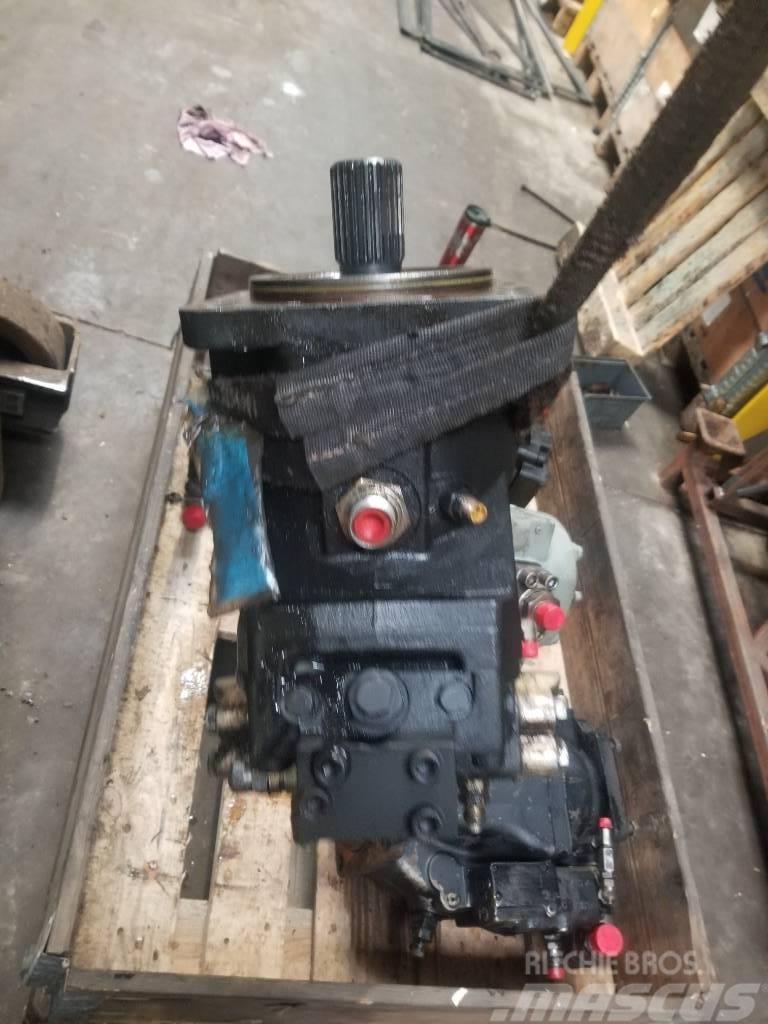 Ponsse Ergo Transmission Motor