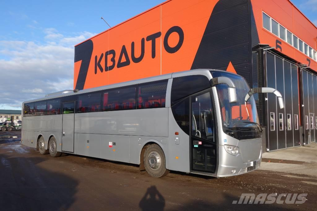 Scania Omniexpress 360 Euro 6   3 busses