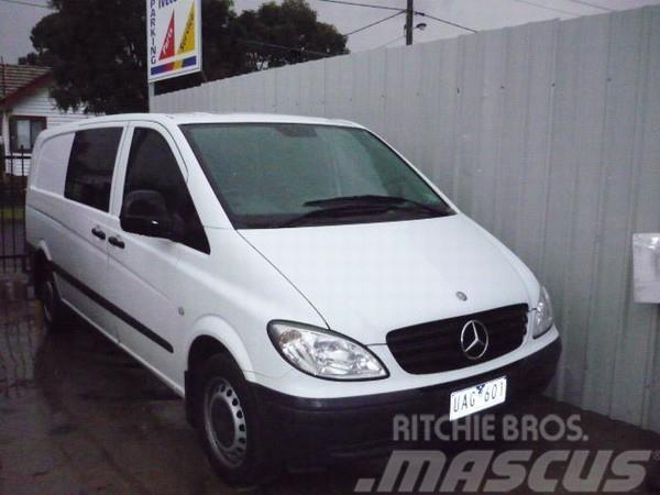 Mercedes-Benz Vito 115CDI XL Crew Cab Ltd Ed