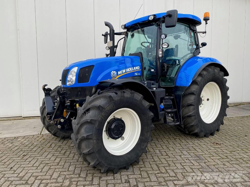 New Holland T 6.175 EC
