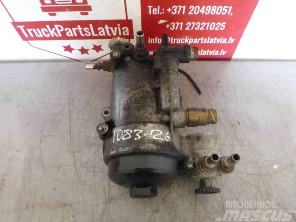 MAN TGX Fuel filter housting 51.12501.7290