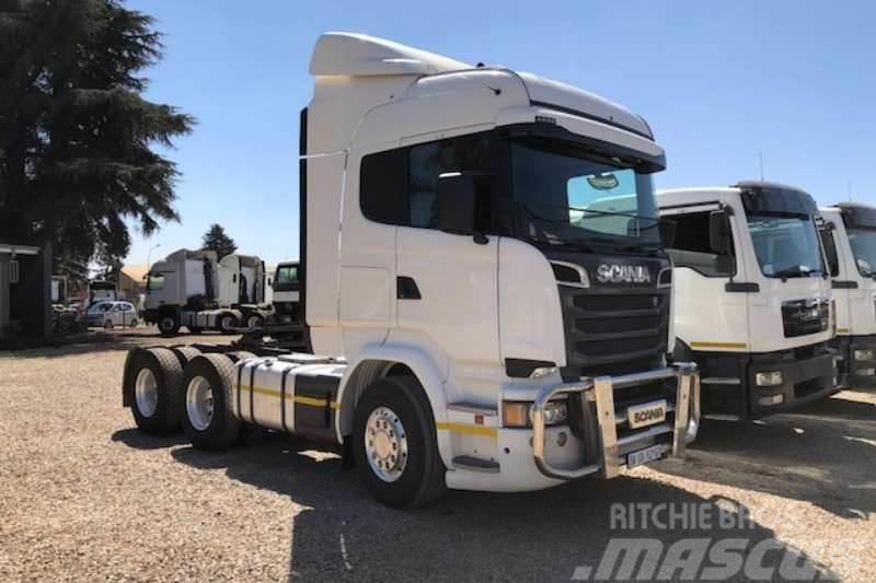 Scania R500 6x4 T/T
