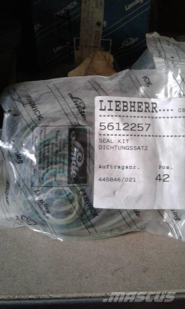 Liebherr 5612257 SEAL KIT-NEW ORIGINAL