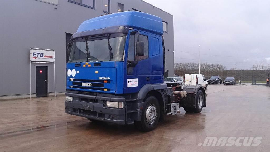 Iveco Eurotech 440 E 42 (6 CYLINDER WITH MANUAL PUMP / W