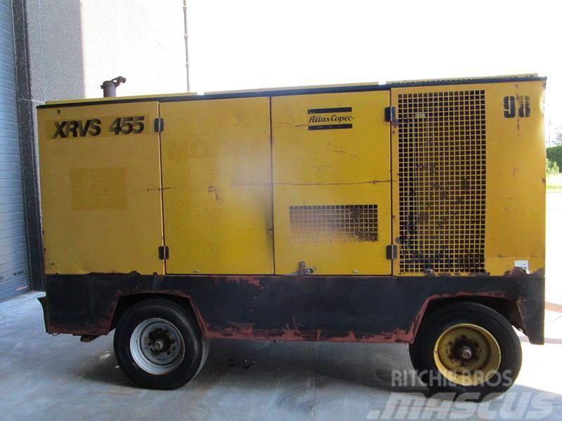 Atlas Copco XRVS 455