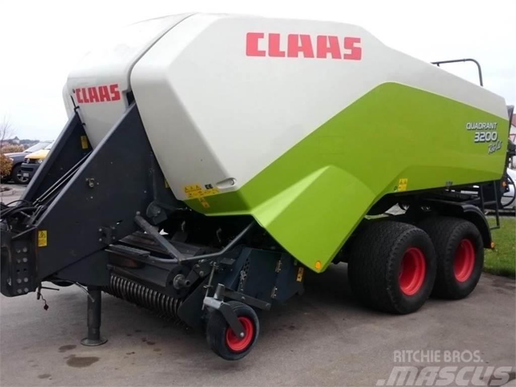 CLAAS Quadrant 3200 RC - PRODUKT DER WOCHE