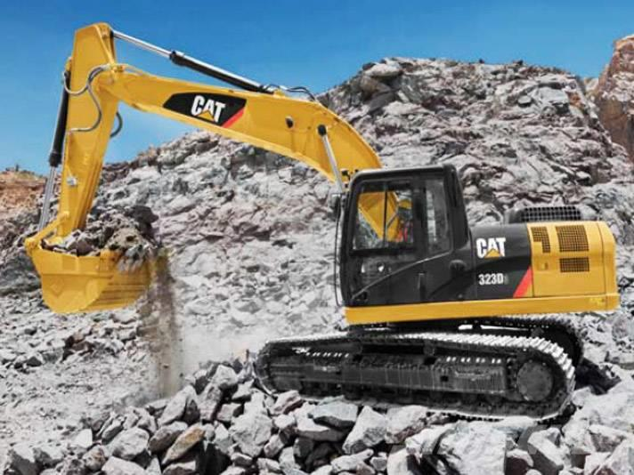 Caterpillar 323D Unused / more units availlable!