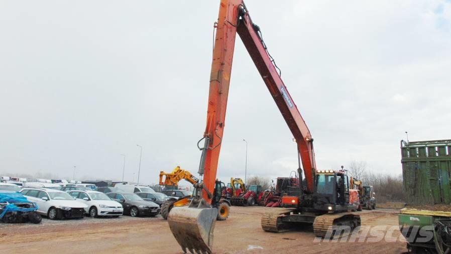Doosan DX 300 LC-5 , 31t , Long Reach 17,5m ,ROPS