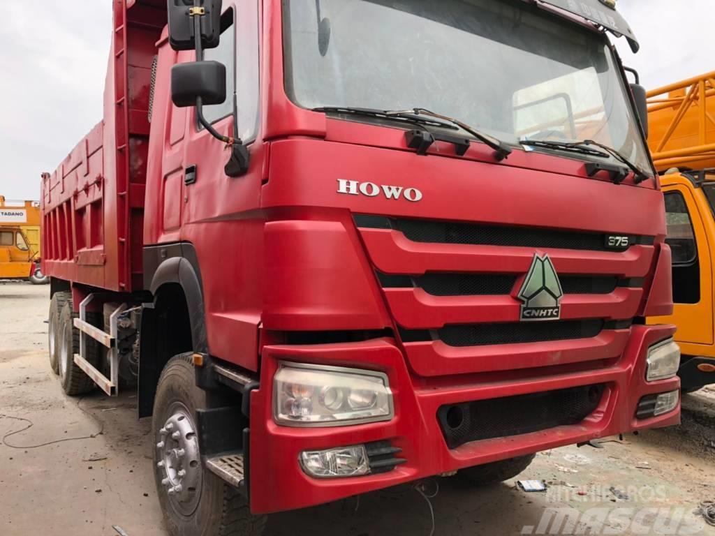 Howo dump truck HOT SALE AND HIGH QUALITY
