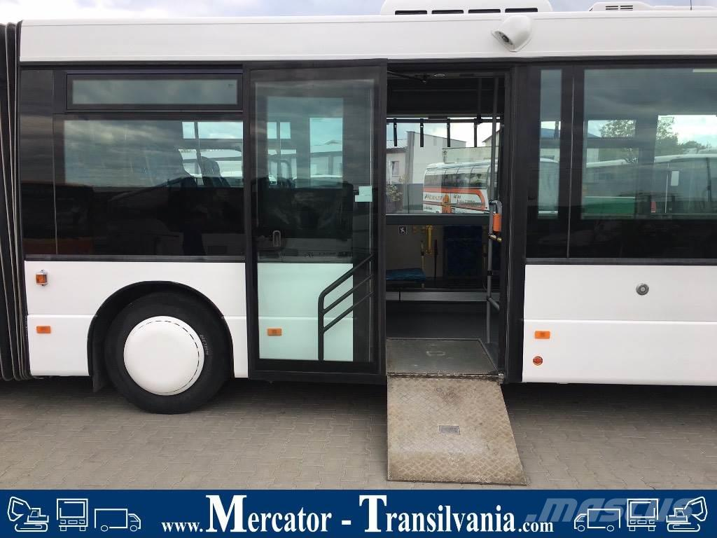 Used Scania Ci 94 Klimaanlage City Bus Year 2006