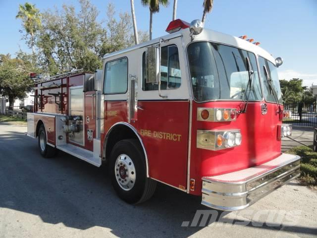 Used Fire Trucks For Sale >> Sutphen Deluge