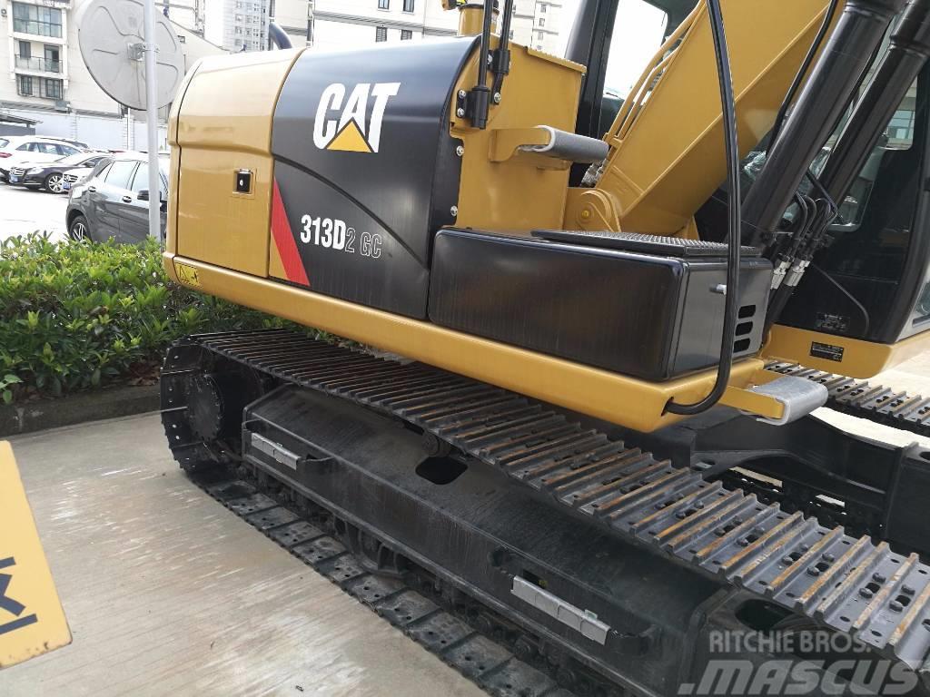 Caterpillar 313D2GC Excavator **Year 2017**