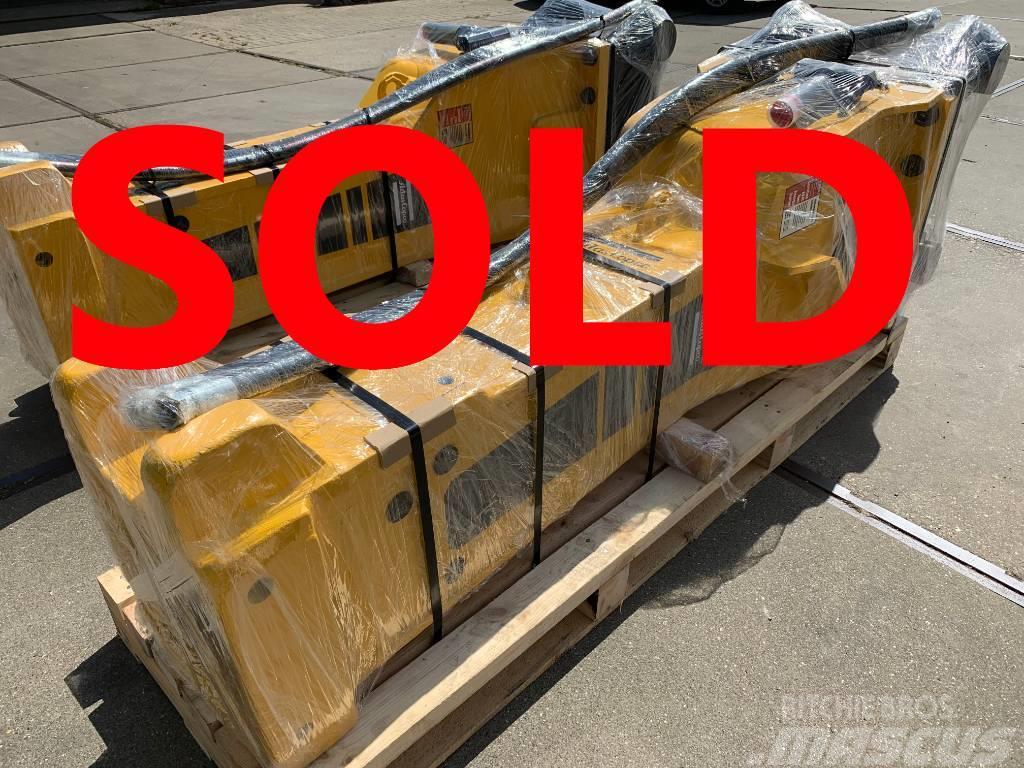 Atlas Copco !!SOLD!!HB 2000 Dust HB2200!!SOLD!!