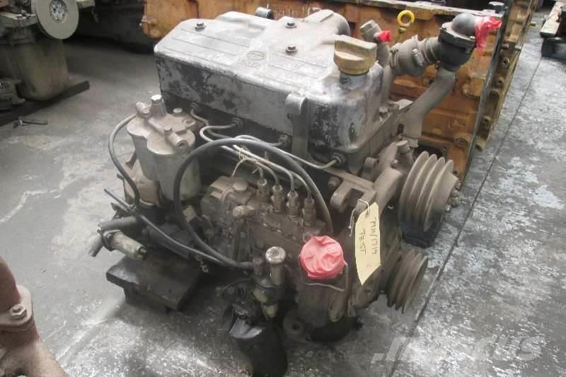 Tata 407T engine