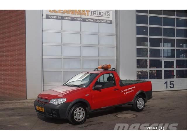 Fiat Strada 1.3 MultiJet Pick-up