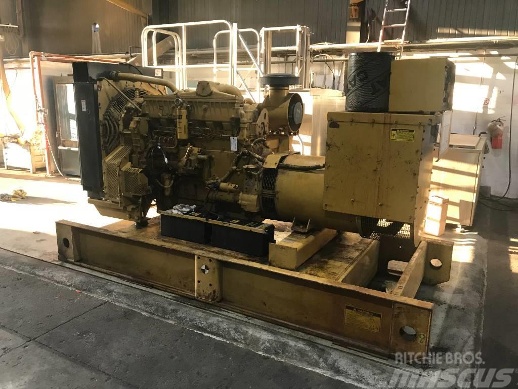 Caterpillar 3406 C - Generator set 320 kVa - DPH 105264
