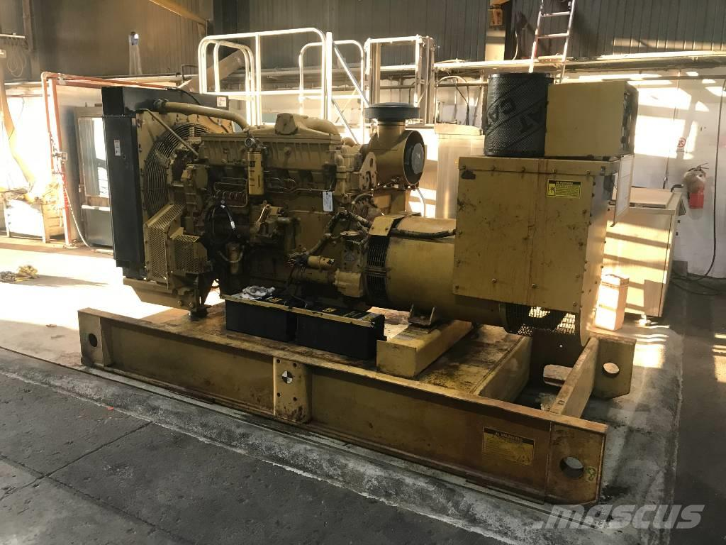 Caterpillar 3406 C - Marine Generator set 320 kVa - DPH 105264