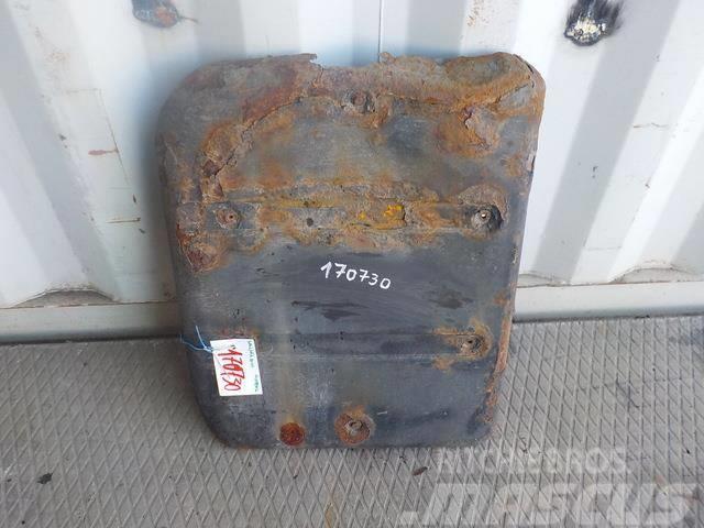 Renault Premium II Heat shield exhaust 7420889656