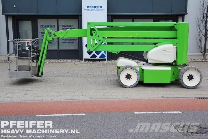 Niftylift Battery & Diesel, 17 m Working Height, Non Marking