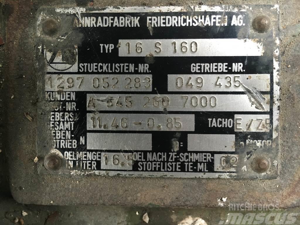 ZF 16 S 160
