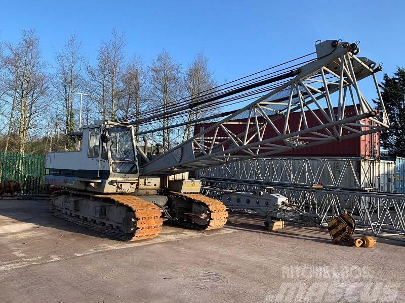 IHI CCH500 – 50 Ton Hydraulic Crawler Crane